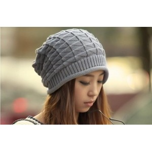 Modo Vivendi Gray Winter Cap