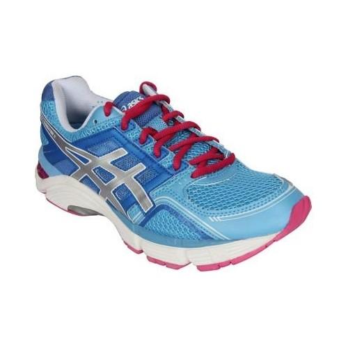 Buy Asics Blue Gel Foundation 11(D) Running Shoes For Women