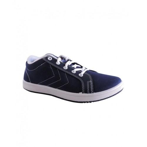 af716c8ccf Buy Lancer Navy Blue Synthetic Leather Sport Shoes For Men online ...