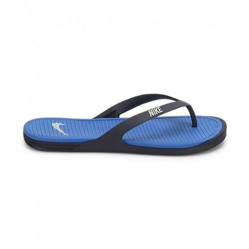premium selection 2208a b8f6b Buy Nike Matira Thong Midnight Blue Flip Flops online ...