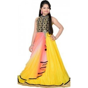 Pagli Kids Gown Ethnic Wear Kids