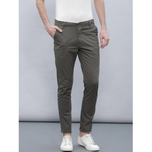 Ether Charcoal Men's Chino Trousers
