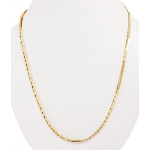 GoldNera Women's Golden Alloy Chain