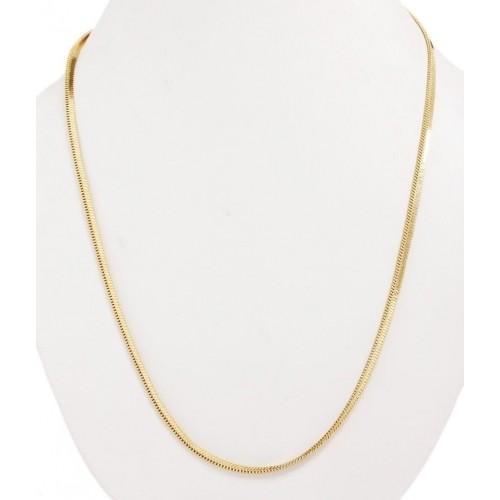 GoldNera Women's Golden Alloy Chain