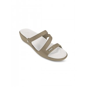 871f46129391 Buy latest Women s Chappals from Crocs On Flipkart with discount ...