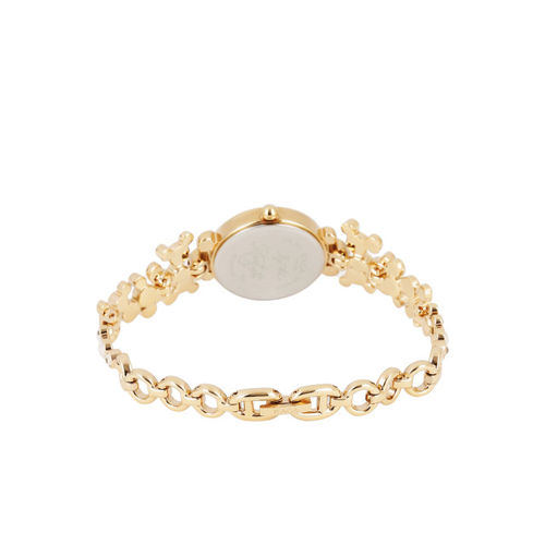 Titan Raga Women Pearly White Dial Watch with Swarovski Elements NH95032WM01J