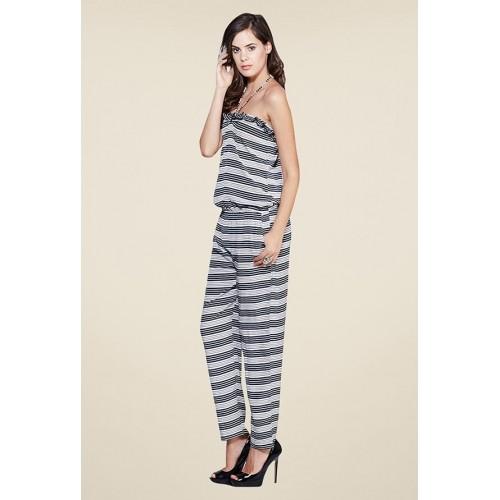 6d8a8e8093de Buy Yepme Elisha Black   White Striped Jumpsuit online