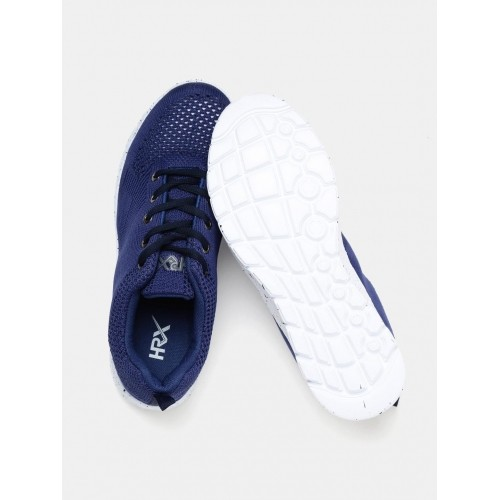 brand new fb1ab da65a Buy HRX by Hrithik Roshan Women Navy Blue Running Shoes ...