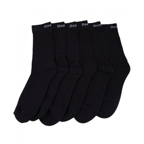 Reebok Multicolour Casual Full Length Socks For Men Pack Of 3