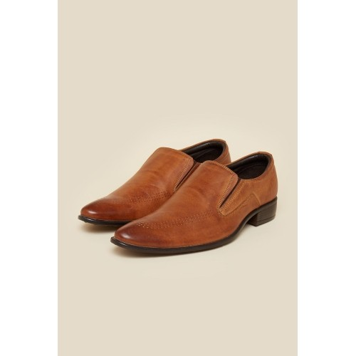 ef866c8bea482a Buy Privo Tan Low Ankle Slip-On Men s Formal Shoes by Inc.5 online ...