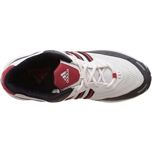Adidas Men's Razor M1 White & Black Running Shoes