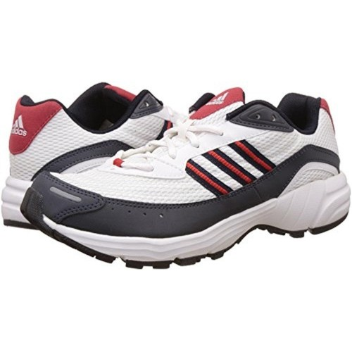 sports shoes f2023 2159b Adidas Men s Razor M1 White   Black Running ...