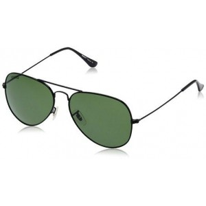 MTV Roadies Aviator Sunglass Black