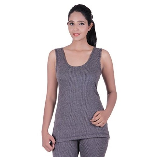 Zimfit Charcoal Solid Thermal Top