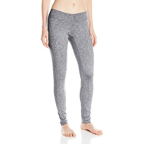 Jockey Women's Gray Thermals Pyjama