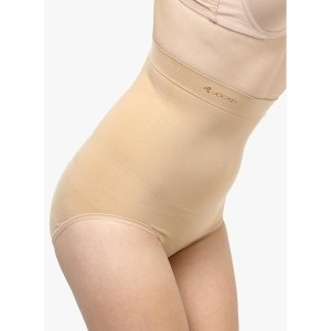 Jockey Skin Solid High Waist Brief Shapewear