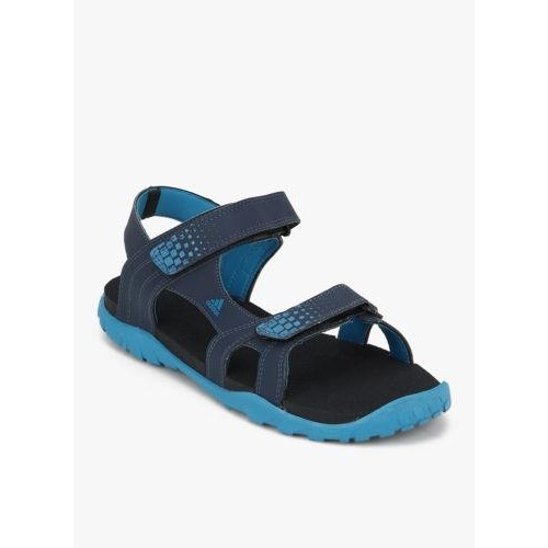 Buy Adidas Mens Argo Navy Sky Sports Sandals Floaters