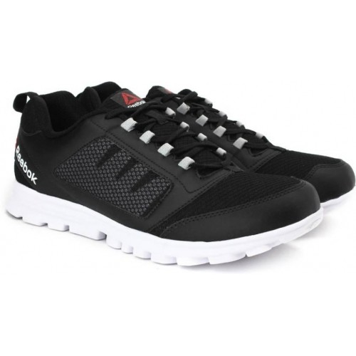5489bd9db16 Buy Reebok Black RUN STORMER Sports Shoes online