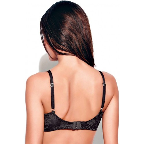 bf687c8466 Buy Enamor Black Non-Padded Wirefree Bra online