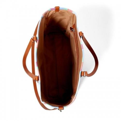 c5a83bad7dcb Buy Polo Ralph Lauren MultiColor Printed Madras Canvas Golf Tote Bag ...
