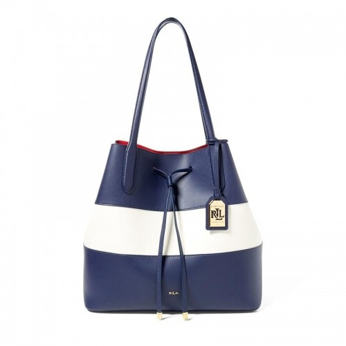 c39537d3ff ... where can i buy bag polo ralph lauren navy blue white dryden hand 2c599  c8bae