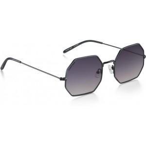 Fastrack M152BK1 Gray Polycarbonate Sunglasses