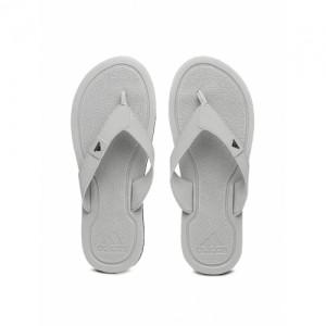 Adidas Grey STABILE Synthetic Men's Flip-Flops