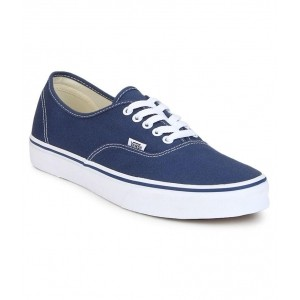 Vans Authentic Lifestyle Navy Blue Sneakers