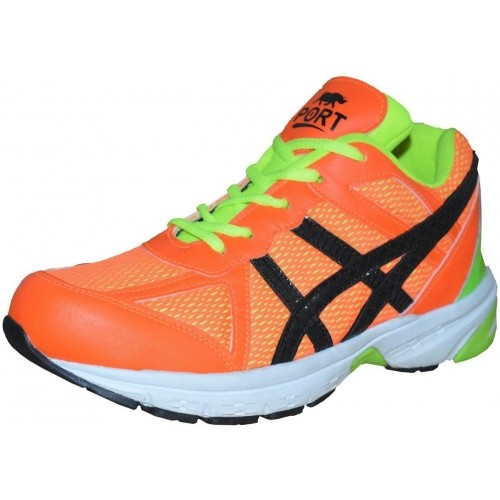 Port FueLZapp Orange Running Shoes For Women