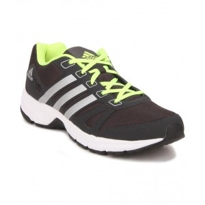 Adidas Black Running Shoes For Men