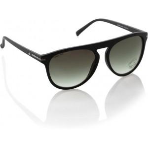 Fastrack P345GR1 Black Full Frame Sunglass