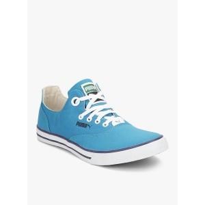 Puma Limnos Cat 3 Dp Aqua Blue Sneakers