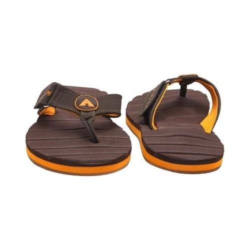 fdd22f5d65f17 Buy Airwalk Brown Flip Flops online
