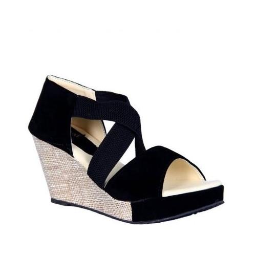 Buy ShopSome Black Girls Sandals online | Looksgud.in