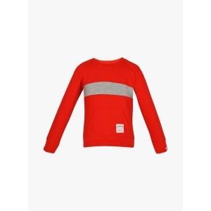 Gkiidz Red Sweatshirt for Kids