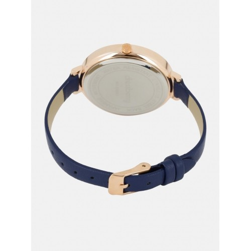 DressBerry Navy Blue Analog Watch MFB-PN-WTH-S5951-3