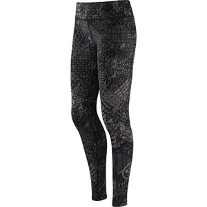 Zumba Black Polyester Spandex Slim Fit Fitness Yoga Pant