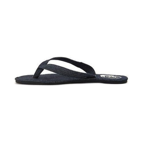 e16fc63ef Buy Diesel Blue Denim Slip-On Aqualife Seaside Flip Flops online ...