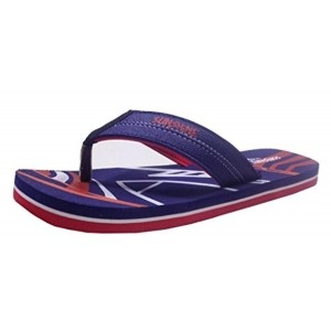 BATA Purple Syhthetic Slip-On Flats Flip Flops