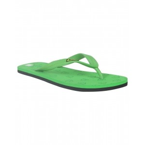 Duke Green Rubber Slip-On Flip Flops