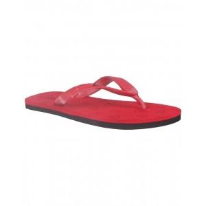 Duke Red Rubber Slip-On Flip Flops