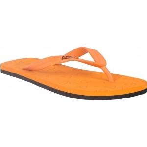 Duke Orange Rubber Slip-On Flip Flop