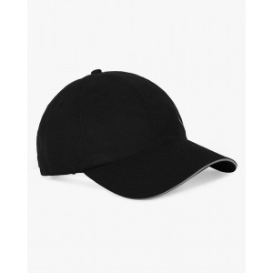 Puma Black Polyester Baseball Cap