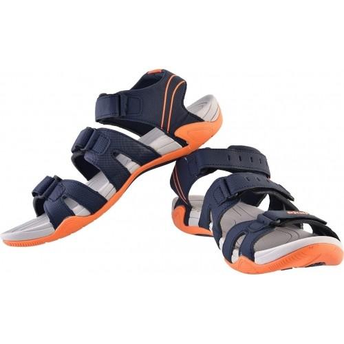 Buy Sparx Men Blue \u0026 Orange Sandals