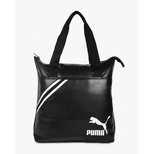 ca1f402e1c puma tote bag black Sale