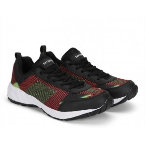 Terravulc Black Printed Running Shoes