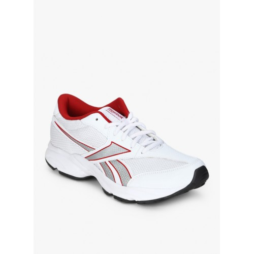 Reebok White Acciomax Lp Running Shoes