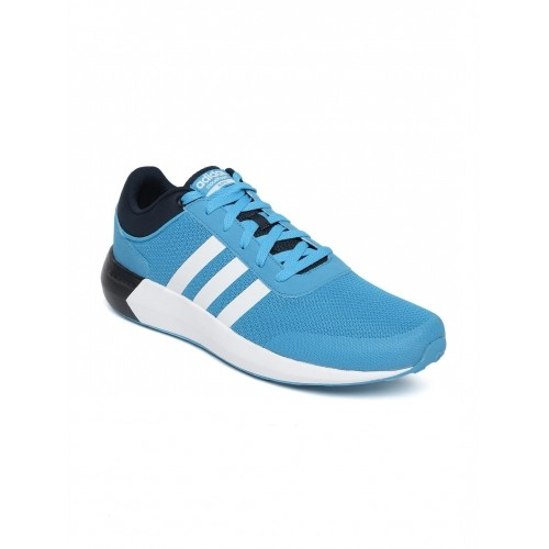 Adidas Cloudfoam Race Schuh Herren neo blau