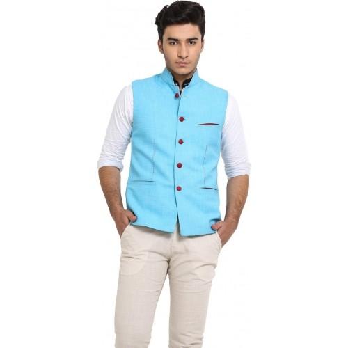 Protext Premium Sleeveless Solid Men's Modi Jacket Jacket