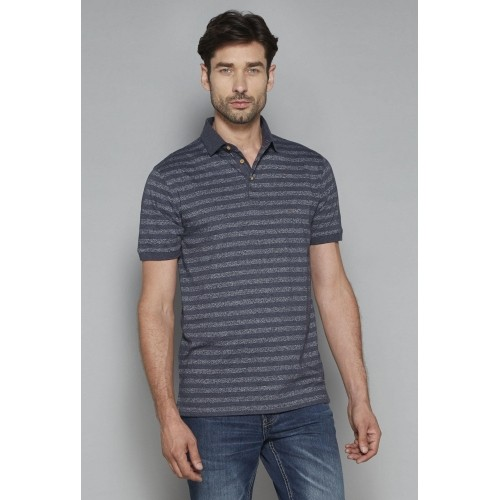 6ff7a7333 Buy Westsport by Westside Grey Slim Fit Polo T-Shirt online ...